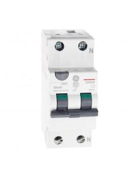 Wyłącznik różnicowo-nadprądowy 25A 0,03A 2P DM60B25/030 609812 Redline GE
