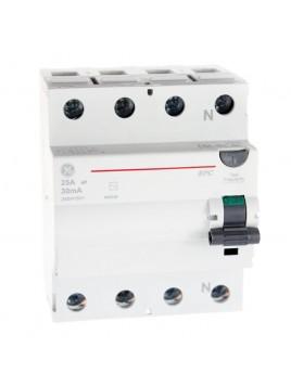 Wyłącznik różnicowo-prądowy 25A 0,03A 4P BPC425/030 606208 Redline GE