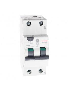 Wyłącznik różnicowo-nadprądowy 10A 0,03A 2P DM60B10/030 609808 Redline GE