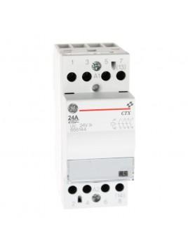 Stycznik modułowy CTX 24.40 4Z 4NO 24A 24V 666144 Redline GE