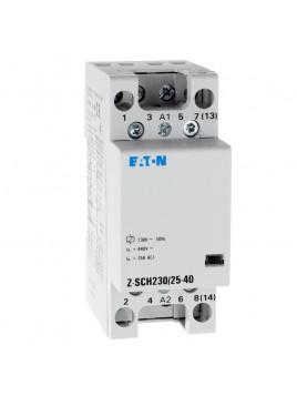 Stycznik modułowy Z-SCH230/25-40 AC1 25A 4NO 248847 Eaton Electric