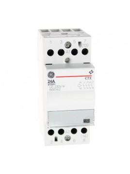 Stycznik modułowy CTX 24.40 4Z 4NO 24A 230V 666142 Redline GE
