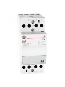 Stycznik modułowy CTX 24 2Z+2R 2NC+2NO 24A 230V 666135 Redline GE