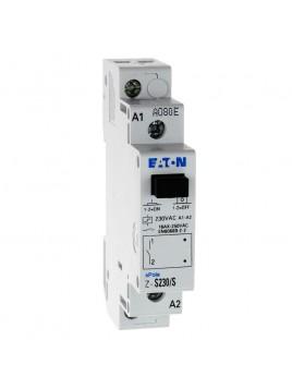 Przekaźnik impulsowy bistabilny modułowy Z-S230/S 265262 Eaton Electric