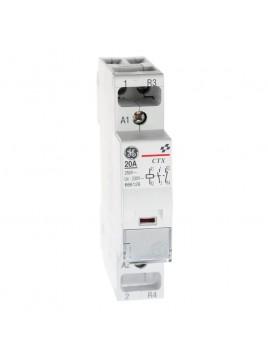 Stycznik modułowy CTX 20.11 1Z+1R 1NC + 1NO 20A 230V 666126 Redline GE