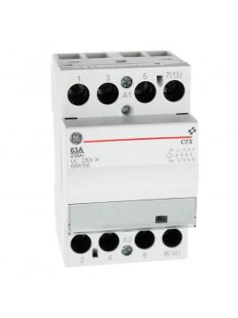 Stycznik modułowy CTX 63.40 4Z 4NO 63A 230V 666156 Redline GE