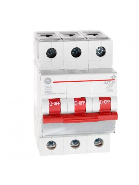 Rozłącznik Aster AST M 100 30 100A 3P 666560 Redline GE
