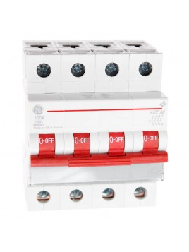 Rozłącznik Aster AST M 100 40 100A 4P 666561 Redline GE