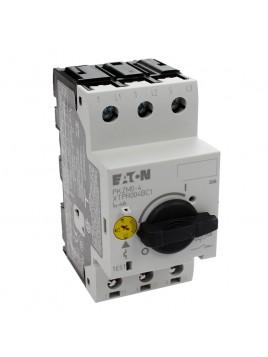 Wyłącznik silnikowy magneto-termiczny zakres 2,5-4A PKZM0-4A 072737 Eaton Electric
