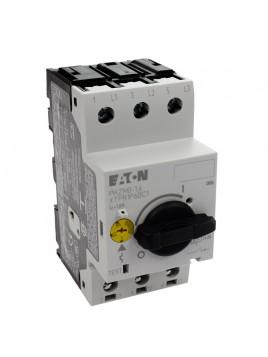 Wyłącznik silnikowy magneto-termiczny zakres 1-1,6A PKZM0-1,6A 072735 Eaton Electric