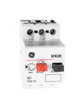 Wyłącznik silnikowy 3P 0,25kW 0,63-1A SFK0E 120005 GE