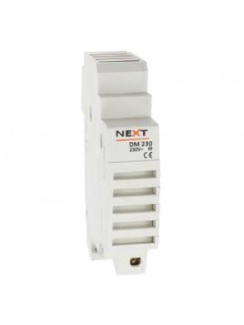 Dzwonek 230V modułowy NDM230 Next