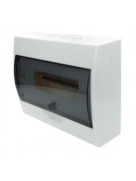 Obudowa EASY9 n/t 1x12 drzwi transparentne EZ9E112S2S SCHNEIDER