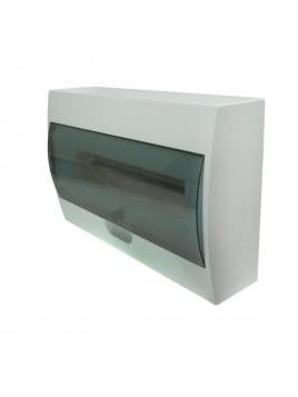 Obudowa EASY9 n/t 1x18 drzwi transparentne EZ9E118S2S SCHNEIDER