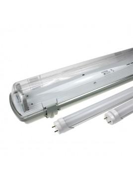 Oprawa szczelna LED OPAL2 2xtuba LED 120 4K IP65 Lightech