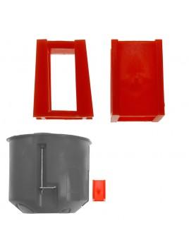 Łącznik do puszki karton-gips 0220-02 Elektro-Plast