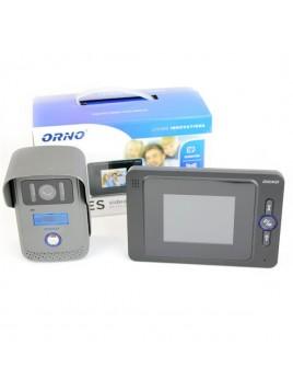 """Zestaw wideodomofonowy 4"""" OR-VID-JS-1021 ORNO"""