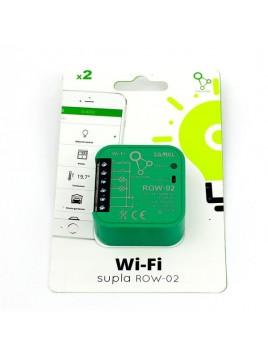 Odbiornik Wi-Fi dopuszkowy 2-kanałowy ROW-02 SUPLA ZAMEL