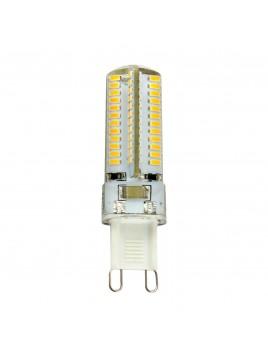 Żarówka LED 4W 240lm G9 3000K 230V 96SMD3014 w silikonie Lightech