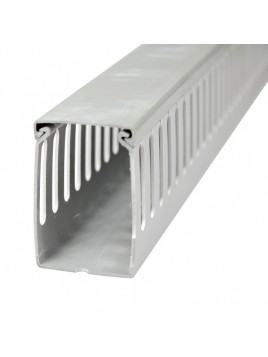Kanał grzebieniowy NKP-40x60 (2m) szary Next