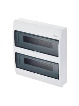 Rozdzielnica 2x18 (36) natynkowa IP40 2407-01 Elegant Elektro-Plast Nasielsk