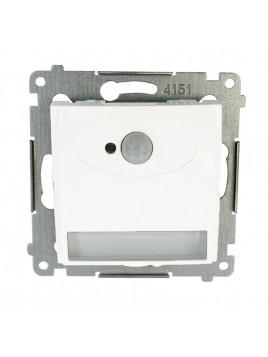 Oprawa schodowa LED z czujnikiem ruchu 230V biała DOSC.01/11 Kontakt Simon54