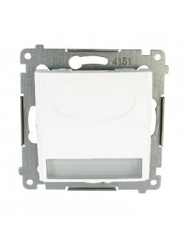 Oprawa schodowa LED DOS.01/11 230V biała Kontakt Simon54