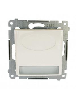 Oprawa schodowa LED DOS.01/41 230V krem Kontakt Simon54