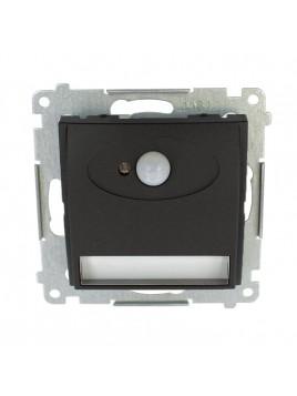 Oprawa schodowa LED z czujnikiem ruchu antracyt DOSC.01/48 Kontakt Simon54