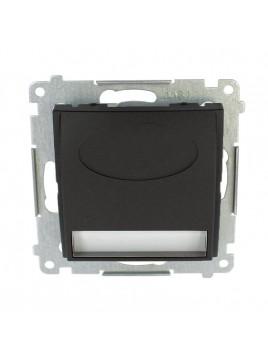 Oprawa schodowa LED DOS.01/48 230V antracyt Kontakt Simon54