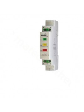 Lampka kontrolna L9 3-fazowa A15-L9-3F BEMKO