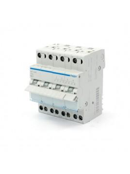 Przełącznik 1-0-2 4-polowy 40A SFT440 HAGER