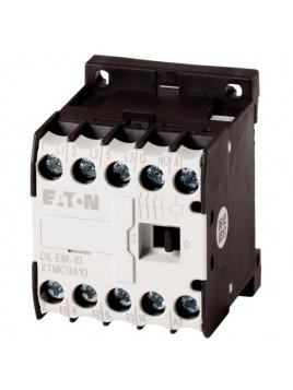 Stycznik mocy 9A 3P 24V DC 1Z 0R DILEM-10-G 010213 EATON
