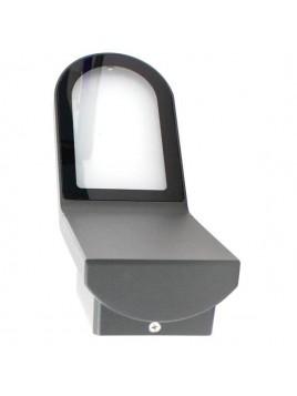 Oprawa ogrodowa FACADE EDGE 12W 3000K GY szara IP54 LEDVANCE