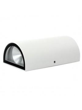 Oprawa ogrodowa FACADE UPDOWN 12W 3000K WT biała IP54 LEDVANCE