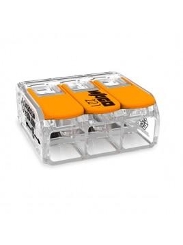 Złączka instalacyjna mikro 3x(0,5-6) mm2 221-613 WAGO