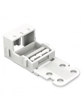 Adapter montażowy 3x biały 221-503 WAGO