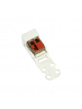 Adapter montażowy 2x biały 221-502 WAGO