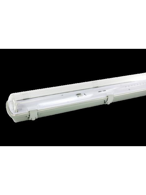 Oprawa szczelna 2x120cm LED PC empty uniwersalna LIGHTECH