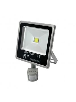 Oprawa LED naświetlacz COB Ecopro 30W z czujnikiem ruchu Lightech