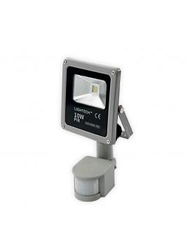 \Oprawa LED naświetlacz COB Ecopro 10W z czujnikiem ruchu PIR Lightech