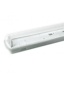 Oprawa szczelna 2x36W EVG IP65 ABS/PC hermetyczna Lightech