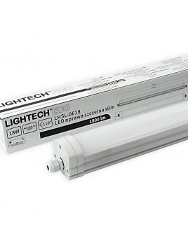 Oprawa szczelna LED Slim 18W 1800lm IP65 LHSL-0618 Lightech