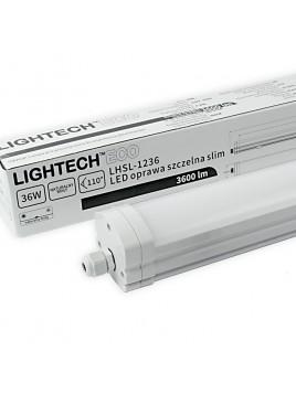 Oprawa szczelna LED Slim 36W 3600lm IP65 LHSL-1236 Lightech