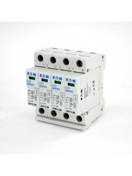 Ogranicznik przepięć 4P klasy 1+2 SPBT-12/280/4-BL B+C 178468 Eaton Electric
