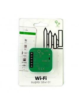 Sterownik bramowy Wi-Fi 1-kanałowy 2-kierunkowy SBW-01 SUPLA ZAMEL