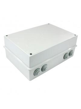 Puszka natynkowa PK-9 hermetyczna IP55 303x214x123 biała 0253-00 EP-Lux Elektro-Plast