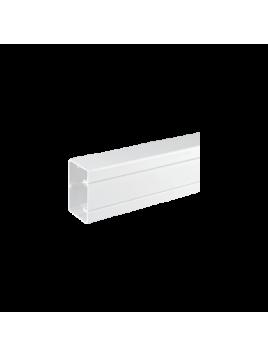 Kanał kablowy PVC TK12081/9 90x55 (2m) czysta biel CABLOPLUS Kontakt-Simon