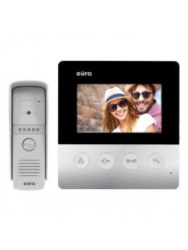 "Zestaw videodomofonowy 4,3"" VDP-19A3 HELIOS EURA"