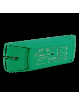 Sterownik rolet WI-FI 3 rolety + 1 kanał SRW-03 Supla ZAMEL